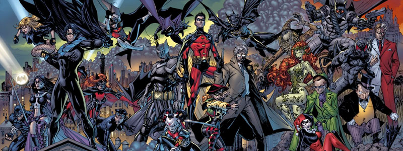 Who Should Join Team Batwoman?
