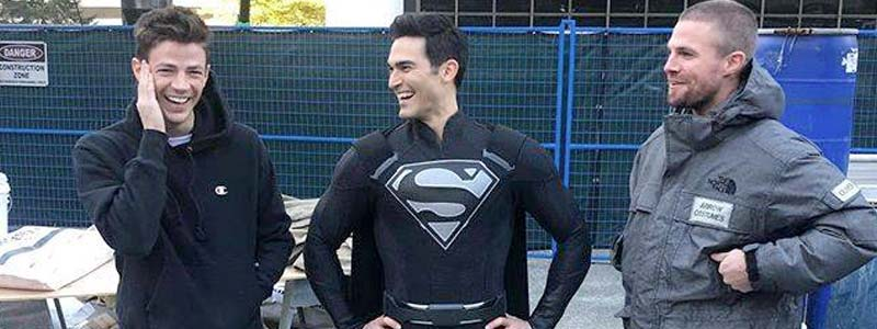 Elseworld Superman in Black!