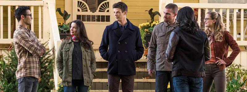Elseworlds Promotional Images