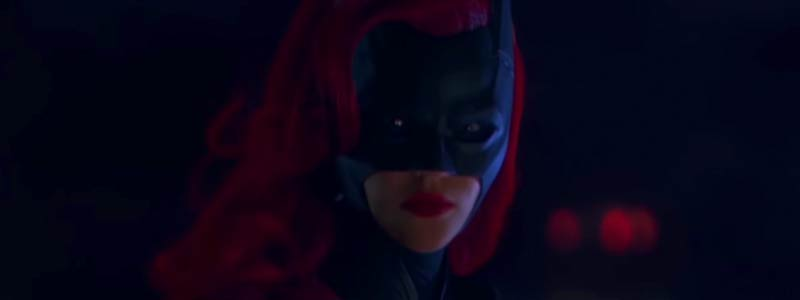 Batwoman Series Ordered