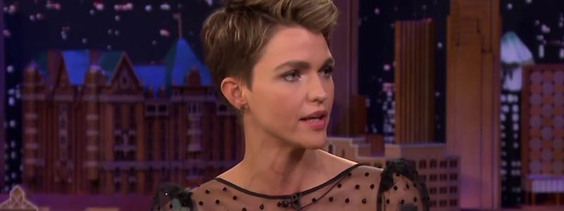 Ruby Rose on Jimmy Fallon