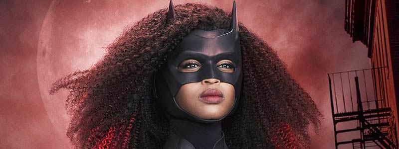 Javicia Leslie's Batwoman Costume Revealed
